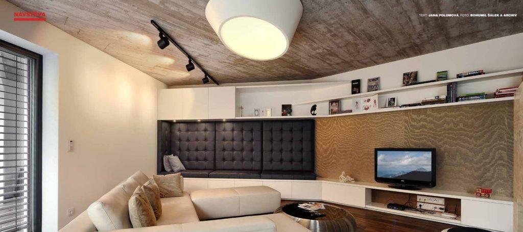 Dům s výhledem do budoucnosti -Moderní byt