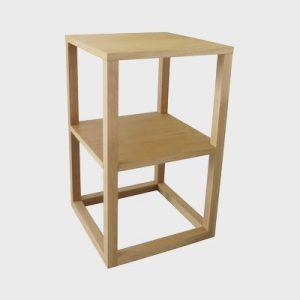 Nočný stolík Split, Brik Kremnica, nábytok na mieru, dizajnový nábytok