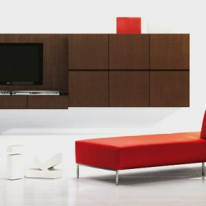 TV zostava AVI - nábytok na mieru, BRIk kremnica, modenrý dizajnový