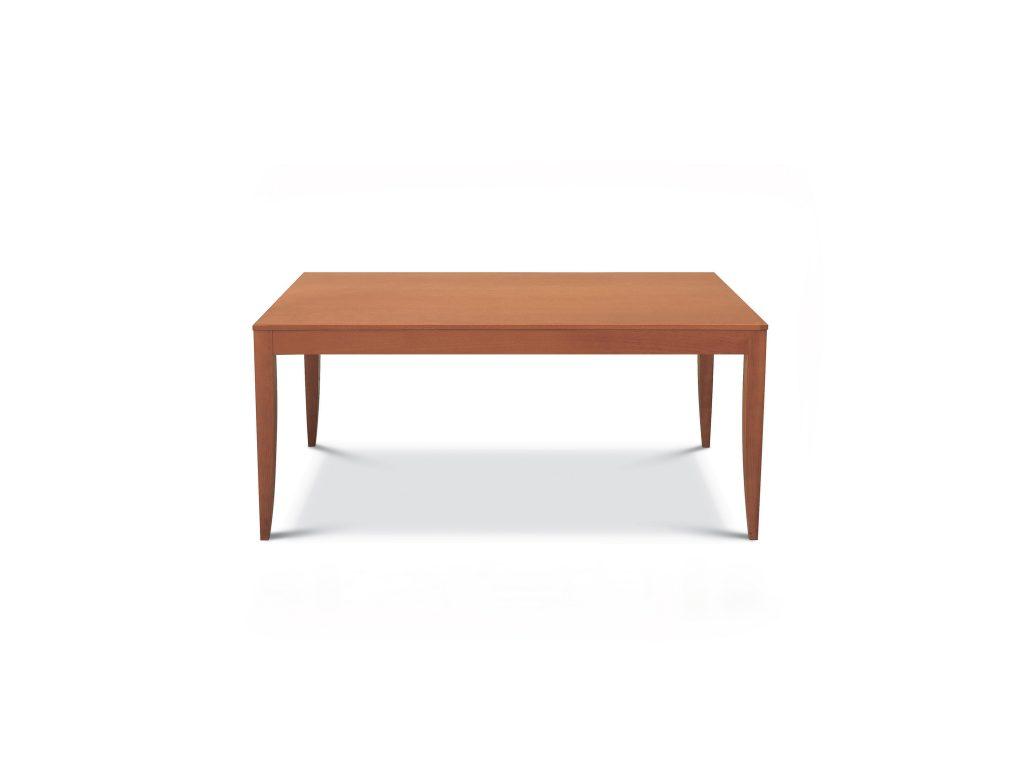 Jedálenský stôl Ferdinand, DUB, BUK , masívne nohy, BRIK