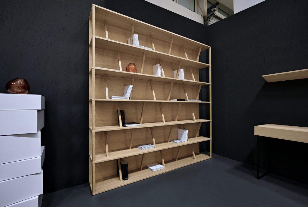Knižnica štós - moderná dizajnová knižnica